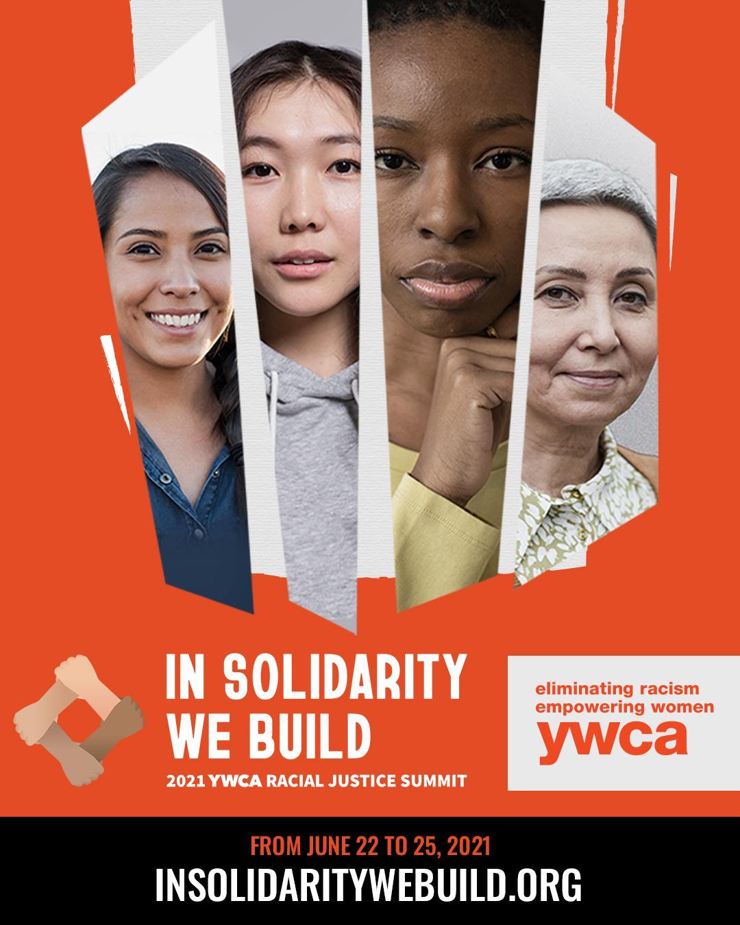 YWCA In Solidarity We Build