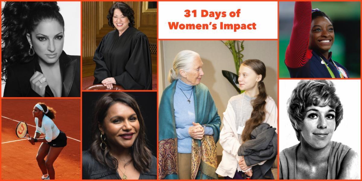 31 Days of Women's Impact