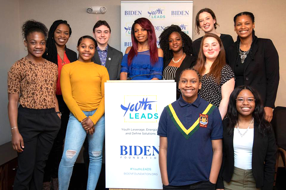 Youth LEADS: Working to End Gender-Based Violence Among Youth