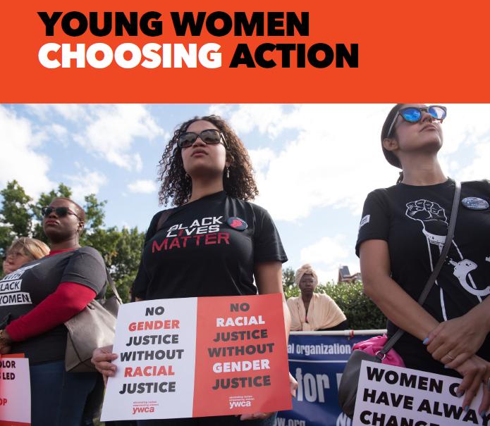 Young Women Choosing Action