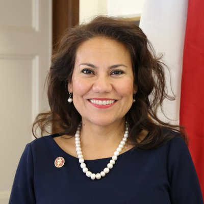 Congresswoman Veronica Escobar
