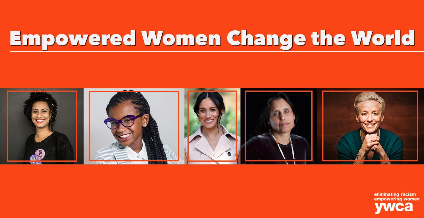 Empowered Women Change The World