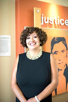 Regina Malveaux is the CEO of the YWCA of Spokane