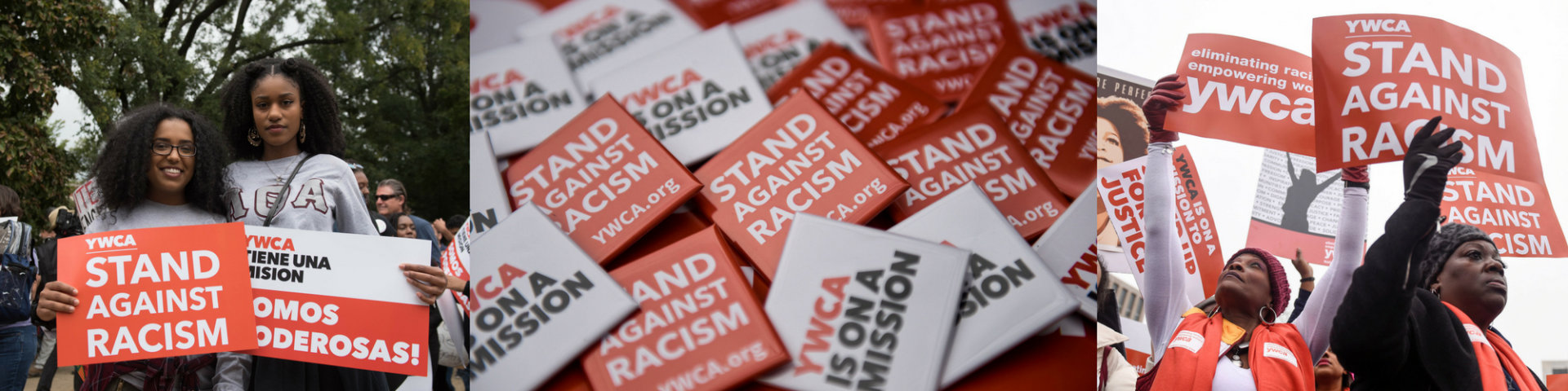 Join Us In Taking A Stand Against Racism Ywca Usa