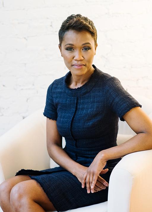 Shannon Isom (President and CEO, YWCA Dayton)