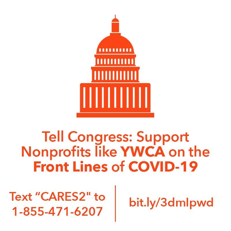 Tell Congress We Need #Relief4Charities