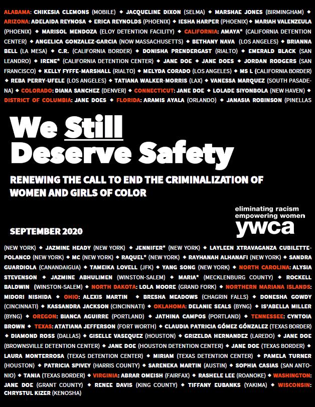 We Still Deserve Safety Report