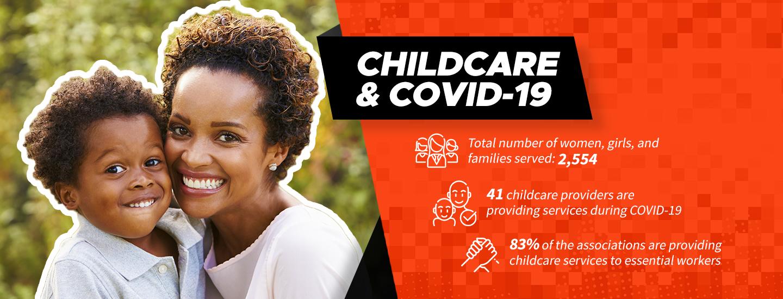 YWCA Childcare Covid 19