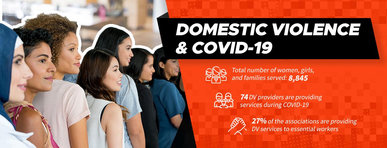 YWCA Domestic Violence Covid 19