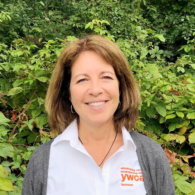 YWCA Vermont Executive Director Deb Jorschick