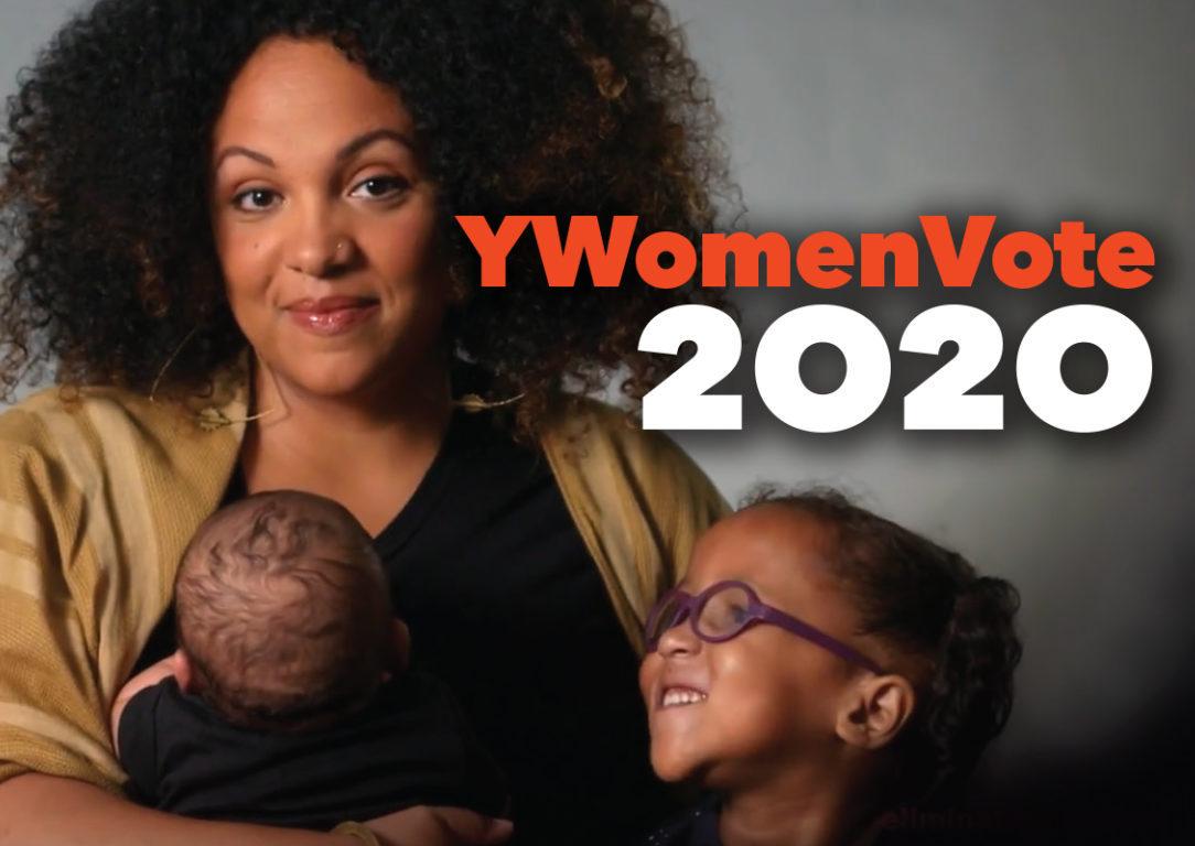 YWomenVote 2020