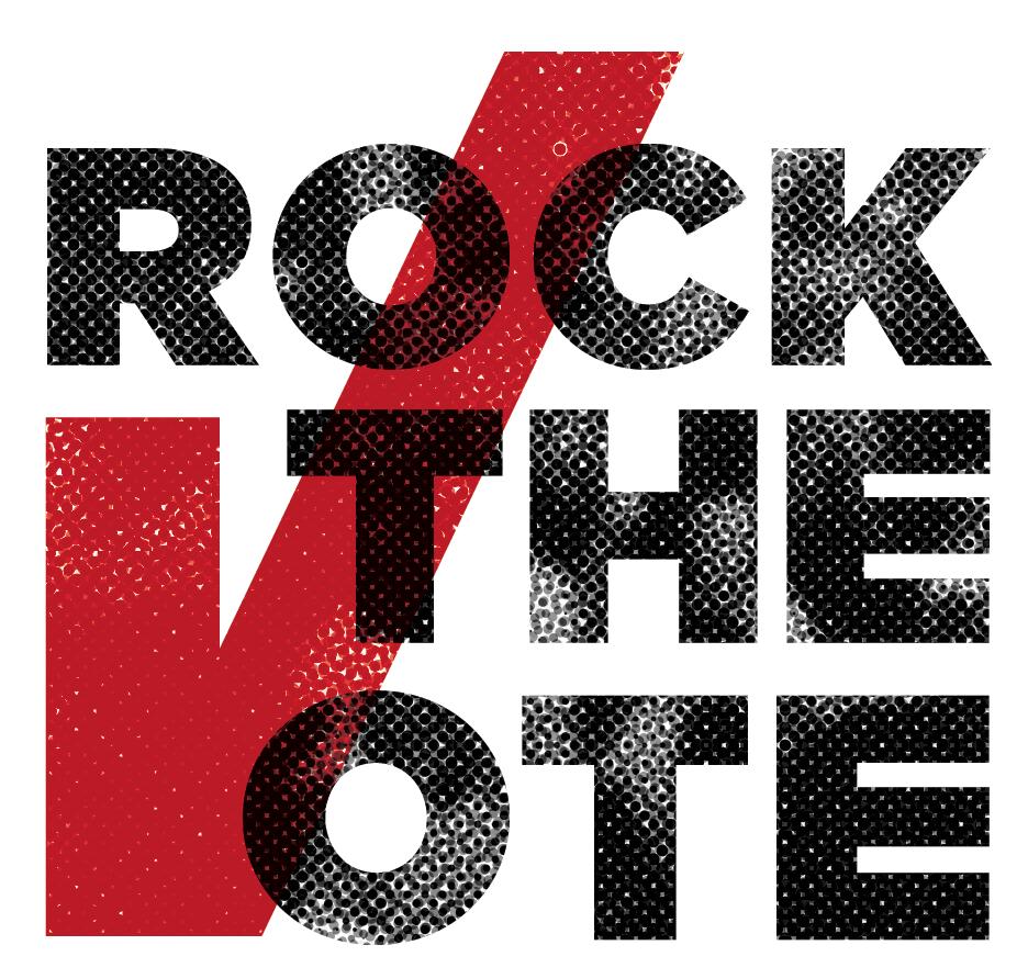 Rock the Vote Logo